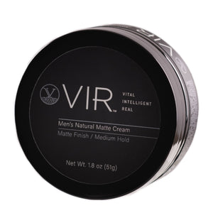 VIR Men's Natural Matte Cream - 1.8 oz