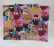 Load image into Gallery viewer, Batgirl Wonder Woman Super Girl Potholders