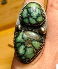 Load image into Gallery viewer, C & T variscite ring