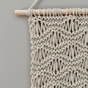 Knit Wall Hanging