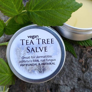 Tea Tree Salve - vegan