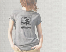 Load image into Gallery viewer, Adult T-Shirt - Ex Libris Vintage Book Plate