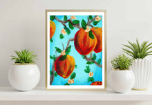 Load image into Gallery viewer, Peach Print