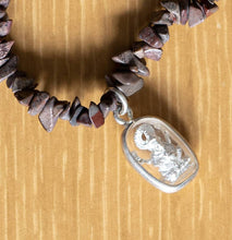 Load image into Gallery viewer, Jasper Lucky Charm Bracelet