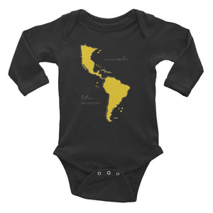 We're All One Infant Long Sleeve Bodysuit