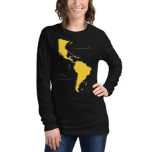 Load image into Gallery viewer, We're All One Unisex Long Sleeve Tee