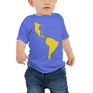 We're All One Baby Jersey Short Sleeve Tee