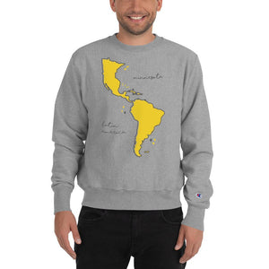 We're All One Champion Sweatshirt