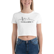 Load image into Gallery viewer, I Corazon MPLS Women's Crop Tee