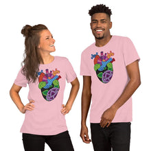Load image into Gallery viewer, Corazon Short-Sleeve Unisex T-Shirt