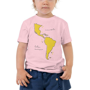 We're All One Toddler Short Sleeve Tee
