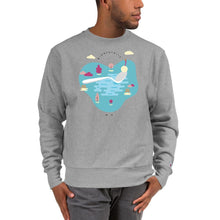 Load image into Gallery viewer, Cherry Bomb Champion Sweatshirt