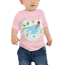 Load image into Gallery viewer, Cherry Bomb Baby Jersey Short Sleeve Tee