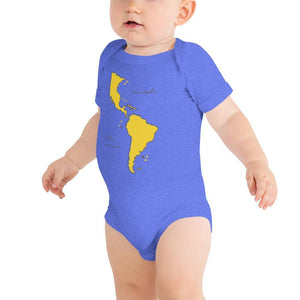 We're All One Infant Short Sleeve Bodysuit
