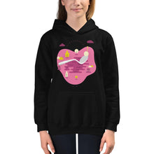 Load image into Gallery viewer, Cherry Bomb Kids Hoodie