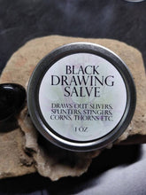 Load image into Gallery viewer, Black Drawing Salve