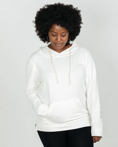 "The Venture ""Hear - Listen""  Bamboo/Organic Cotton Hoodie for Men and Women"