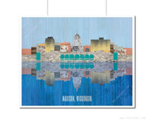 Load image into Gallery viewer, Madison Skyline - Photography Print