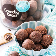 Load image into Gallery viewer, Crunchy Cacao Smart Truffe - from 20 truffes