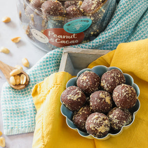 NEW! Peanut & Cacao Smart Truffe - from 25 truffes