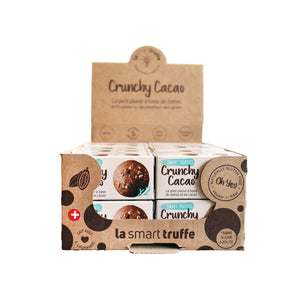 Crunchy Cacao Smart Truffe - from 20 truffes