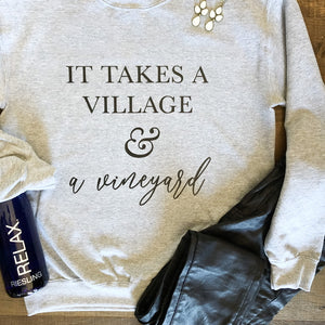 Takes a Village Sweater