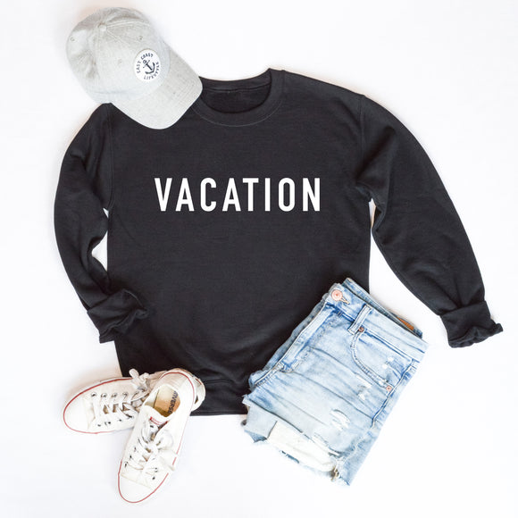 VACATION sweater