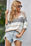Charlotte Casual Knit Top
