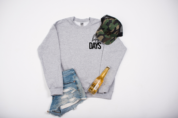 bay Days Sweater