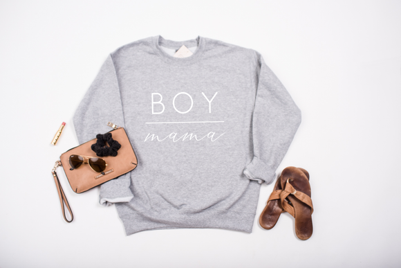 BOY mama sweater