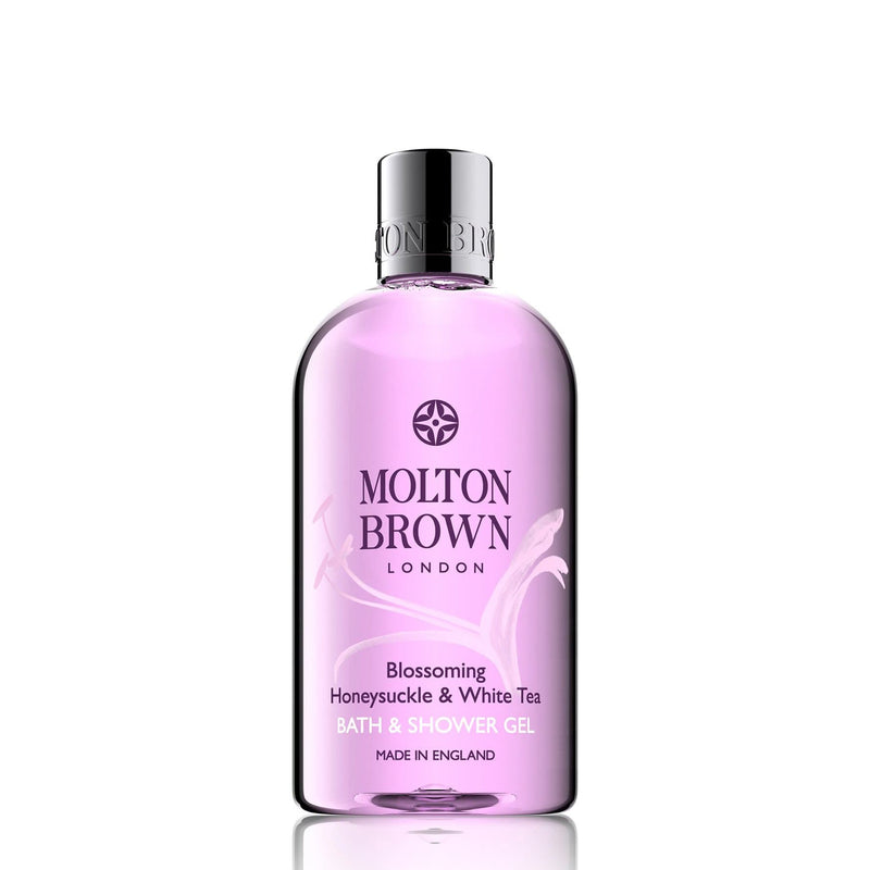 Molton Brown Bath & Shower Gel - Honeysuckle & White Tea