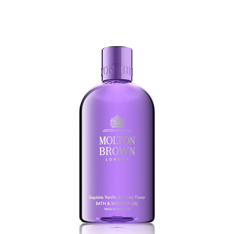 Molton Brown Bath & Shower Gel - Exquisite VAnilla & Violet Flower