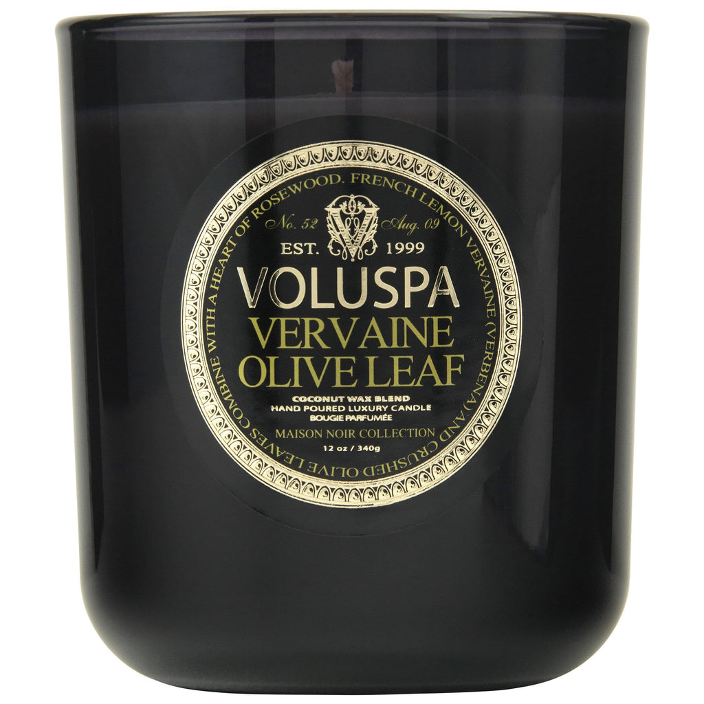 Voluspa Candle Vervaine Olive Leaf Maison Candle
