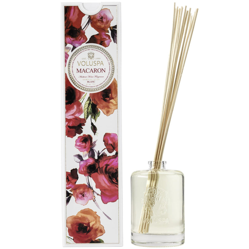 Voluspa Reed Diffuser Macaron Home Ambience Diffuser
