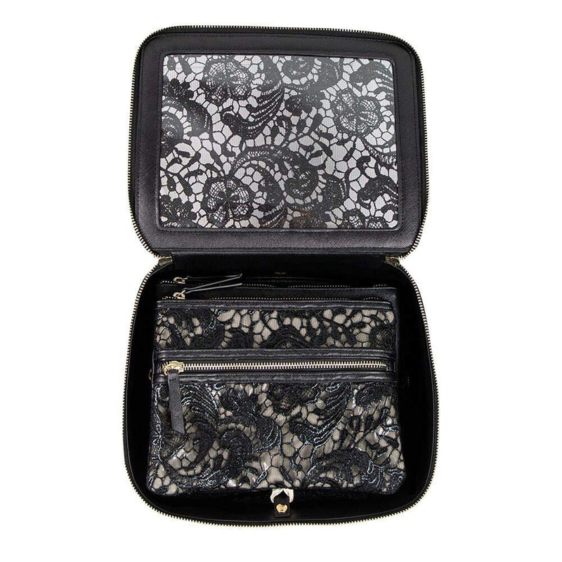 Ava Travel Cosmetic Case