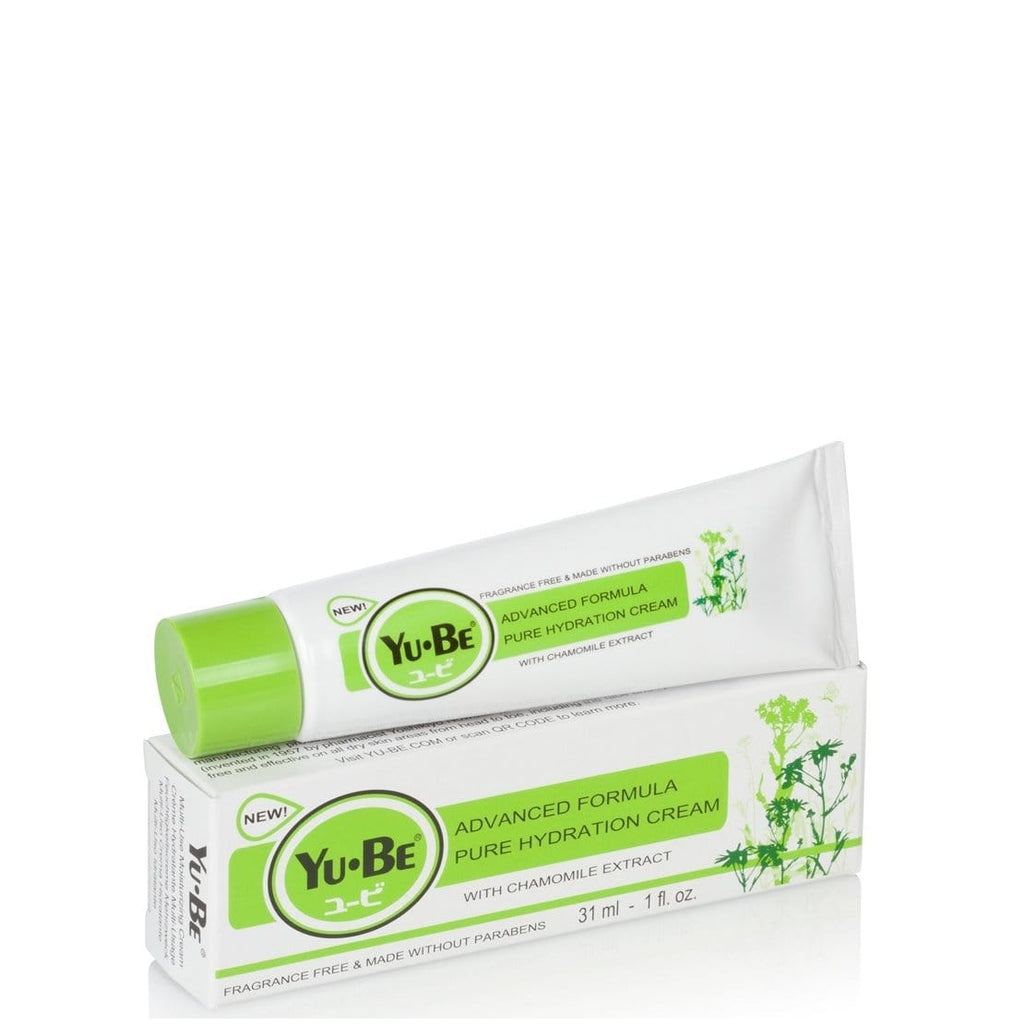 Yu-Be Hand Cream Advanced Formula Pure Hydration Cream