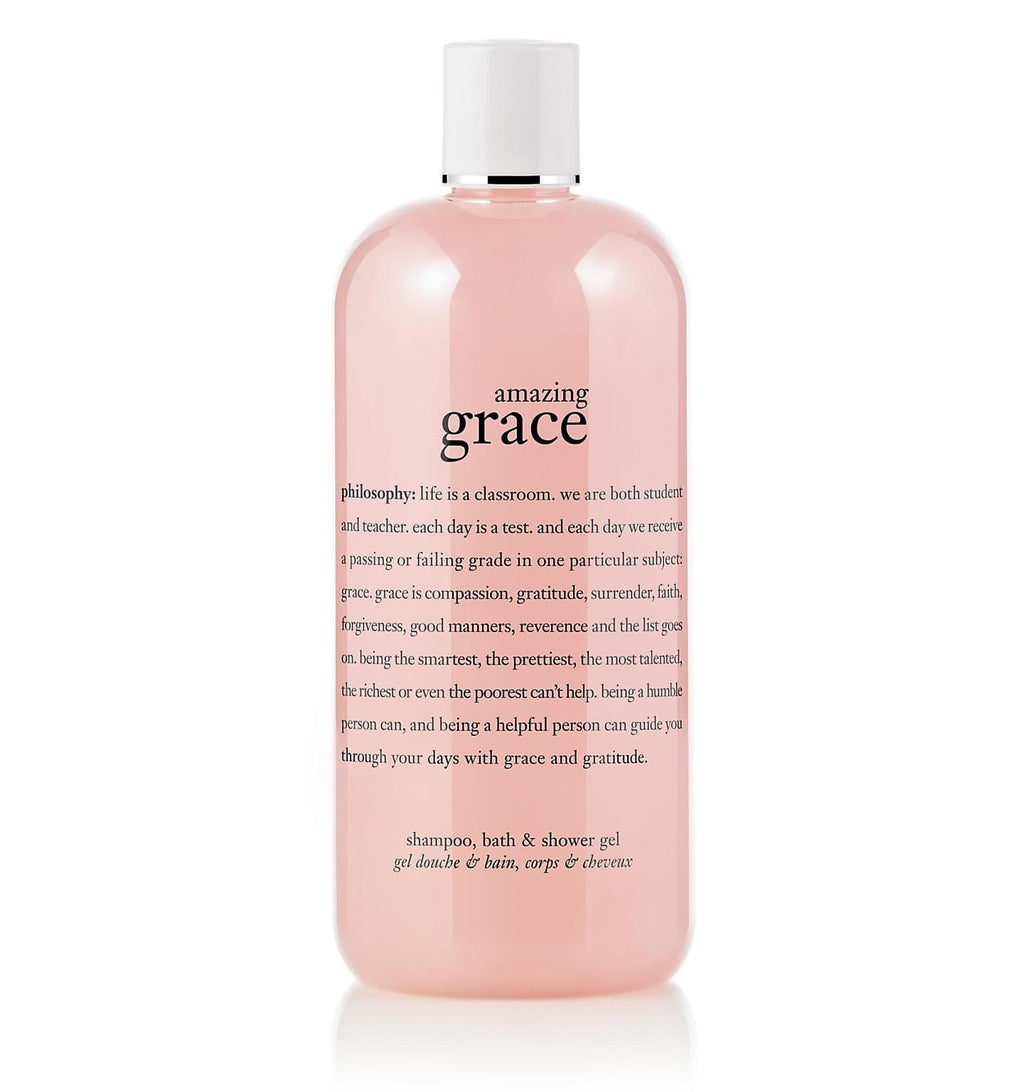 Shampoo, bath & shower gel 16 oz