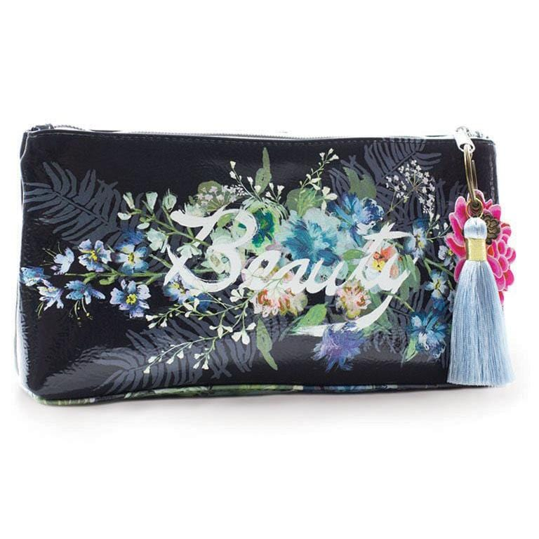 Papaya! Bag Beauty Bouquet Small Tassel Pouch
