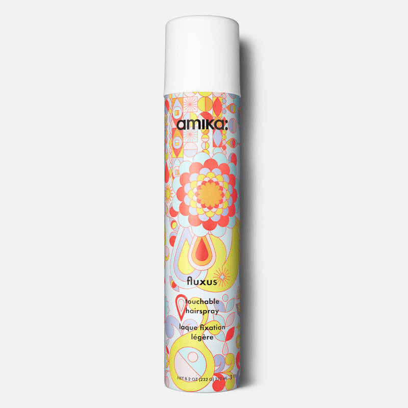 Amika Hairspray fluxus touchable hairspray 8 oz
