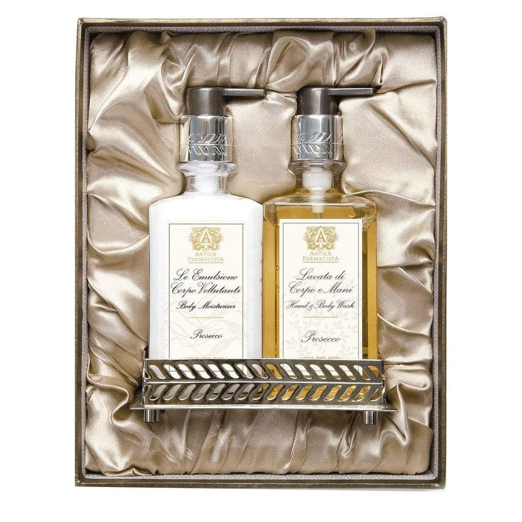 Antica Farmacista Bath & Body Gift Set Nickel Bath & Body Gift Set : Prosecco