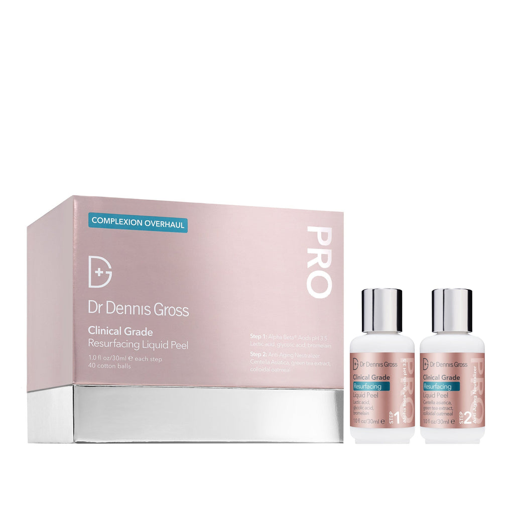 Dr. Dennis Gross Peel Dr. Dennis Gross Clinical Grade Resurfacing Liquid Peel