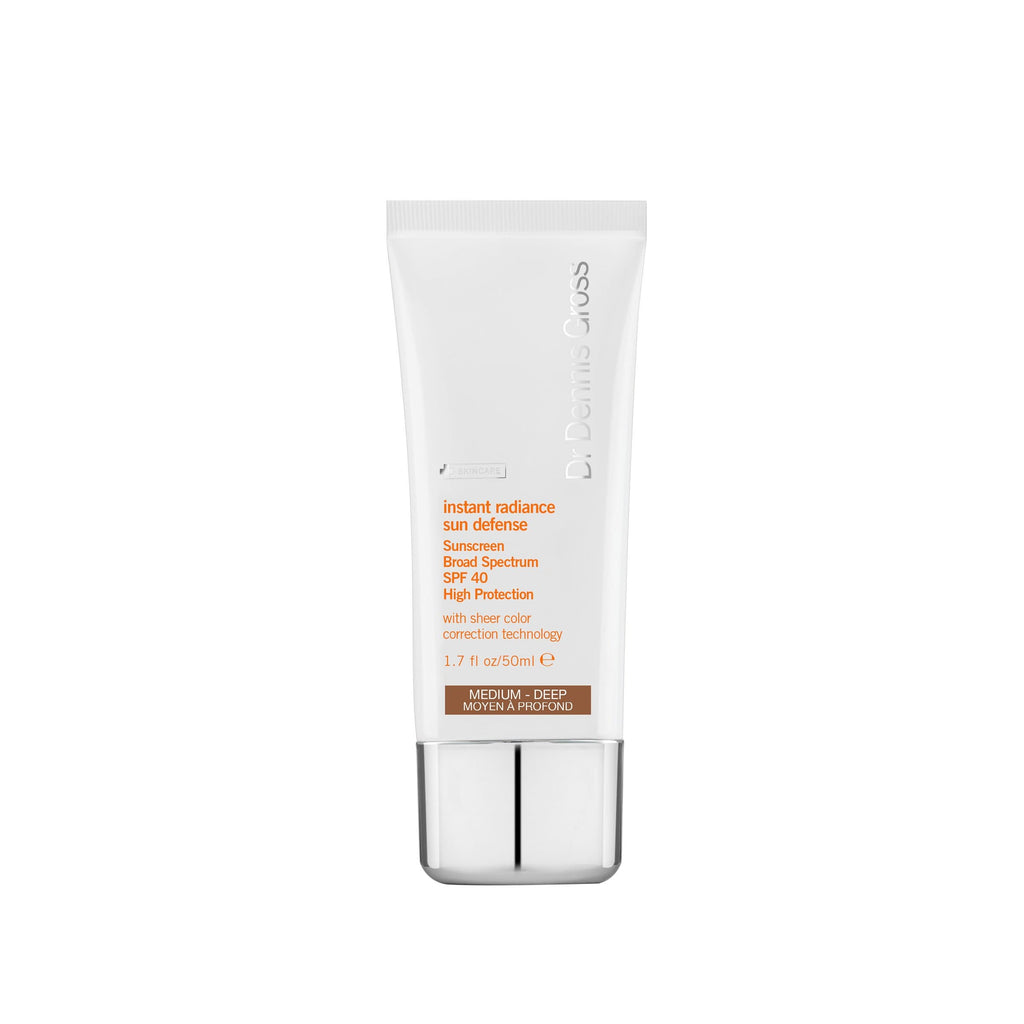Dr. Dennis Gross Light Medium Instant Radiance Broad Spectrum SPF 40