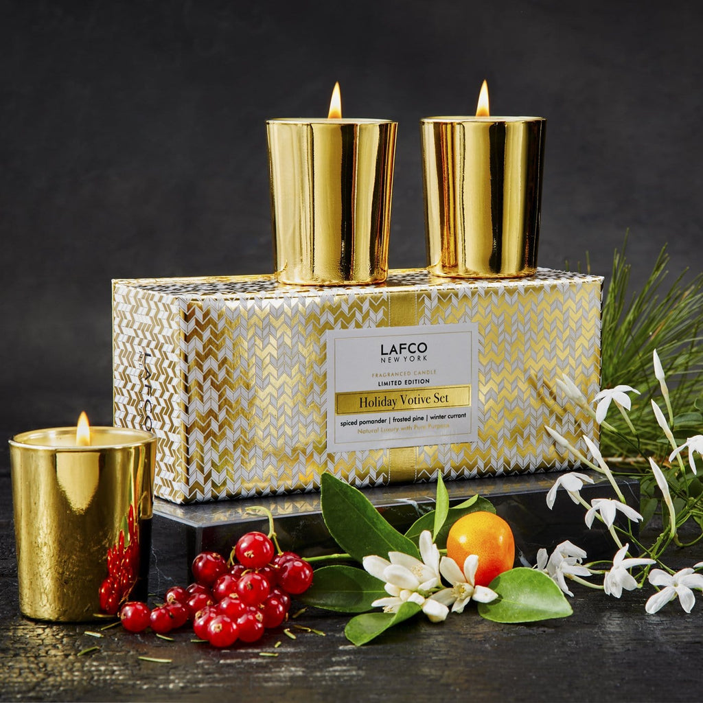 Votive Trio LE Candle Set