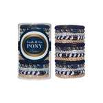 L. Erickson Hair Ties Sailor Grab & Go Pony Tube