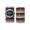 L. Erickson Hair Ties Sand Grab & Go Pony Tube
