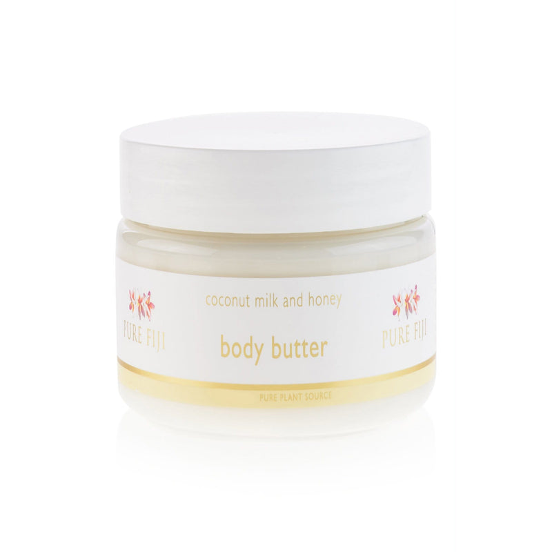 Pure Fiji Body Butter Coconut Milk and Honey Mini Body Butter 2 oz
