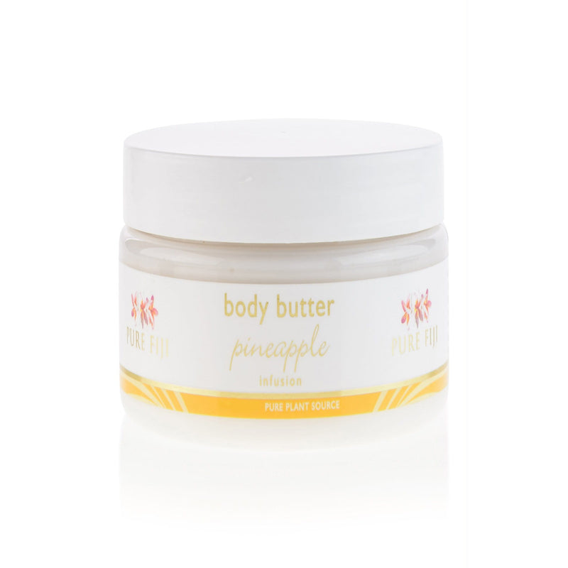 Pure Fiji Body Butter Pineapple Mini Body Butter 2 oz