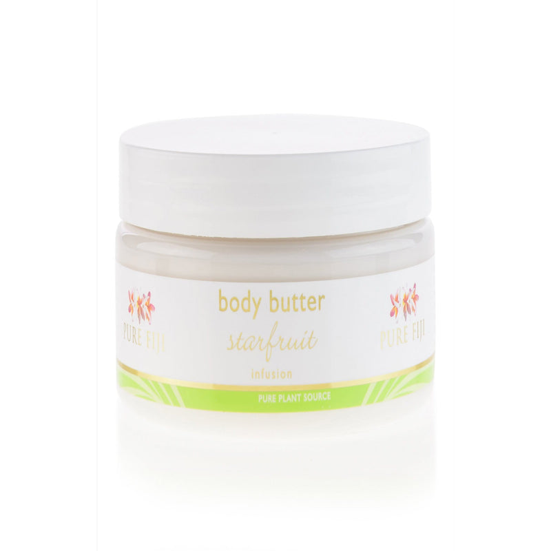 Pure Fiji Body Butter Starfruit Mini Body Butter 2 oz