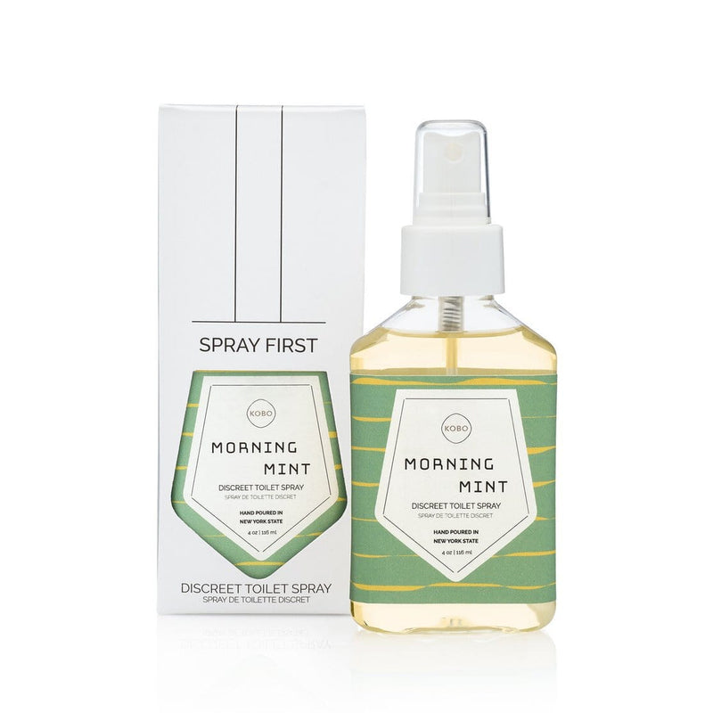 Kobo Room Spray Morning Mint - Toilet Freshener