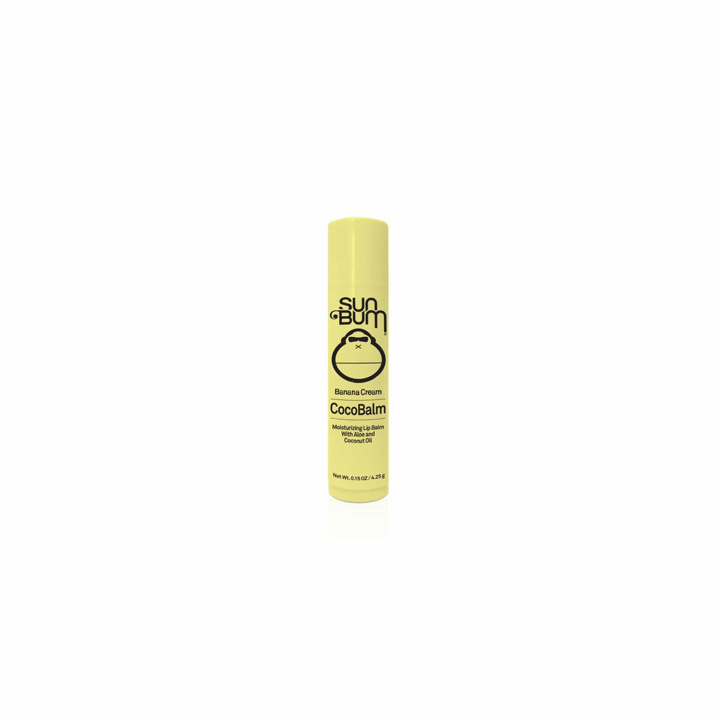 Sun Bum Lip Balm Banana Cream CocoBalm Lip Balm